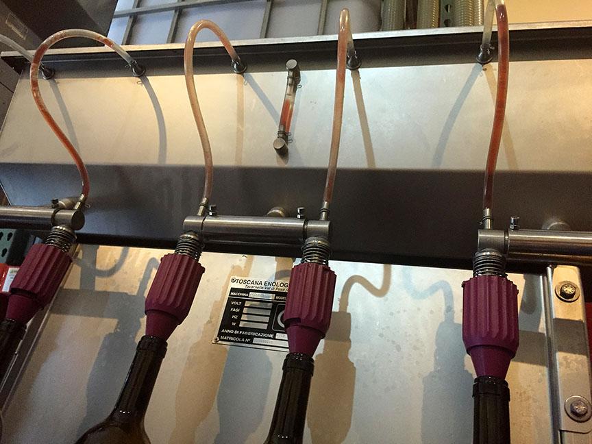 Wine Bottling Machine