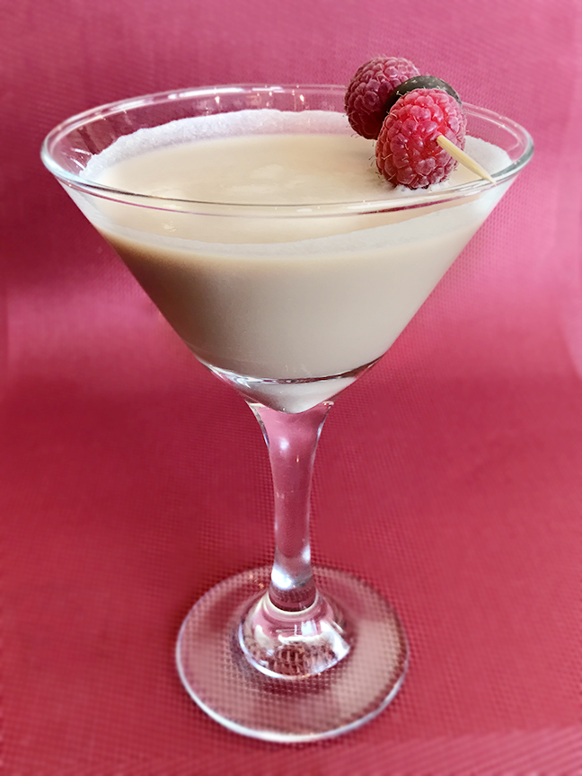 Chocolate Raspberry Martini Recipe - Mountain View Vineyard