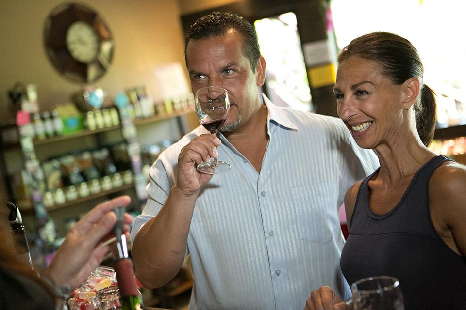 Best Winery Wine Tasting