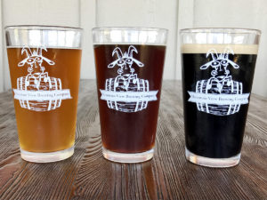 Mountain View Brewing Company Beer