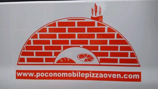 pizza truck logo