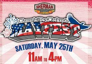 Sherman Theater Presents Mayfest at Mountain View Vineyard