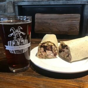 THANKFUL WEEKEND Enjoy Chef Julie's famous stuffed Turkey Wrap (turkey, stuffing, & cranberry sauce). Pair with you favorite Mountain View wine, beer, or Pumpkin Sangria for only $12. from 12:00pm to 5:00pm Saturday the 23th through Sunday the 24th.